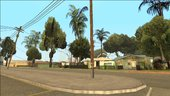 More Trees in San Andreas v1.5 (East Los Santos)