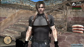 Leon S. Kennedy From Resident Evil 4 Ultimate HD