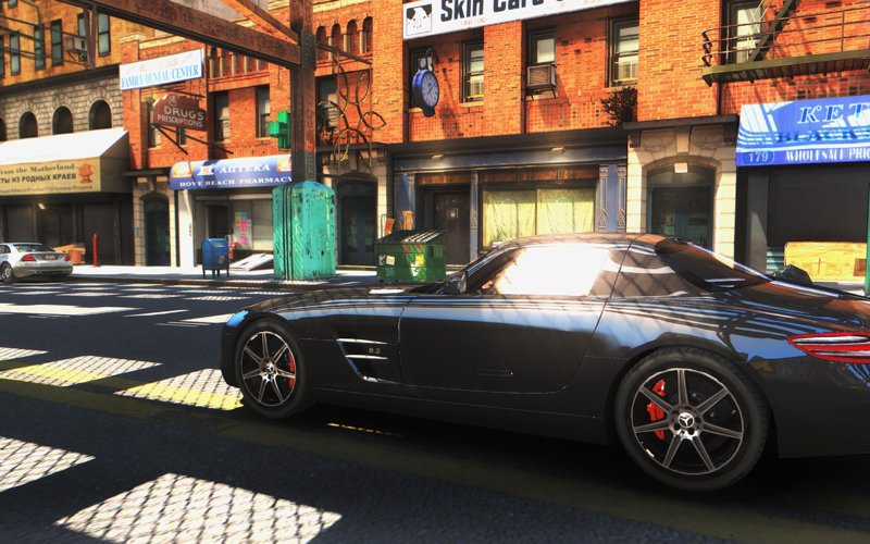 Gta 4 Graphics Mod For Mid End Pc