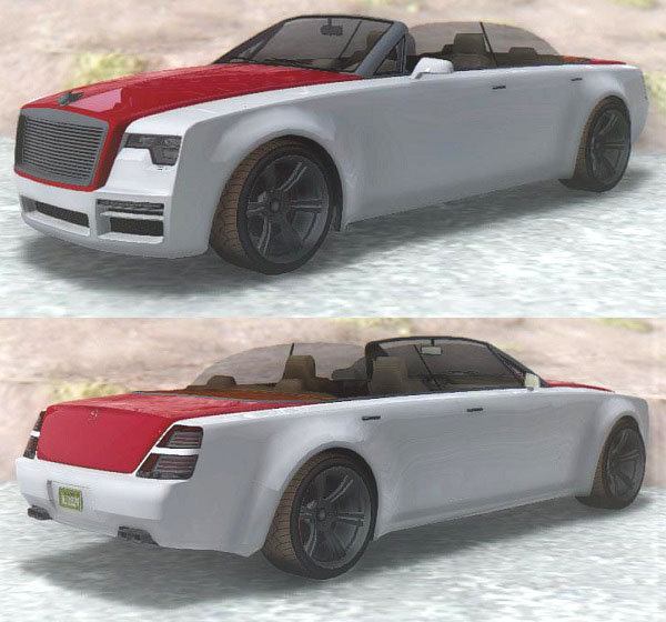 Can You Customize Stolen Cars In Gta