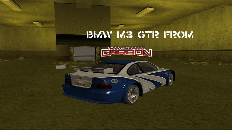 Gta San Andreas Need For Speed Carbon Mod Cheats idea gallery