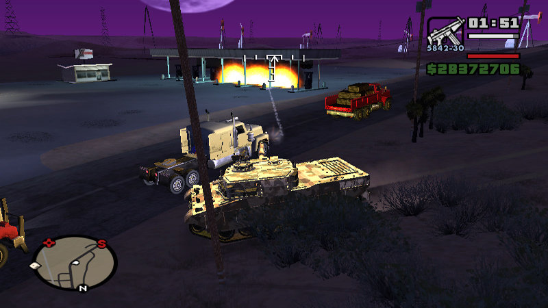 Gtagarage. Com » gta sa crosshair » view screenshot.