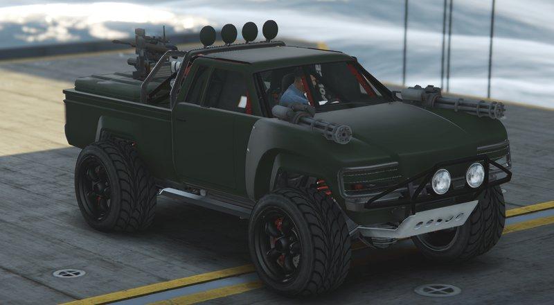 Gta 5 Karin Rebel Trophy Truck Menyoo Mod Gtainside Com