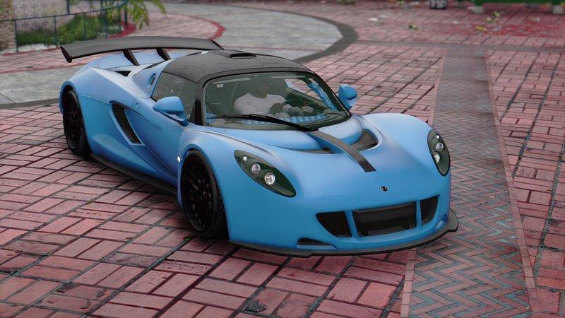 GTA 5 Hennessey Venom GT Mod - GTAinside com