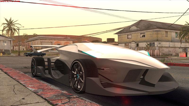 Ed Design Torq >> Gta San Andreas Ed Torq Mod Gtainside Com