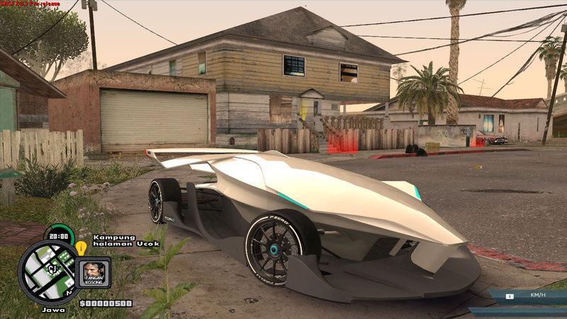 Ed Design Torq >> GTA San Andreas ED Torq Mod - GTAinside.com