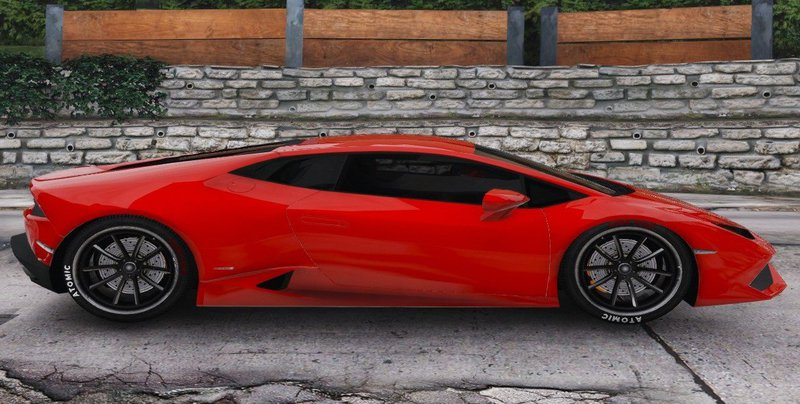 gta 5 lamborghini huracan lp610 4 mod. Black Bedroom Furniture Sets. Home Design Ideas