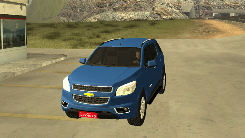 Gta San Andreas Chevrolet Trailblazer Ltz 2015 Mod Gtainside