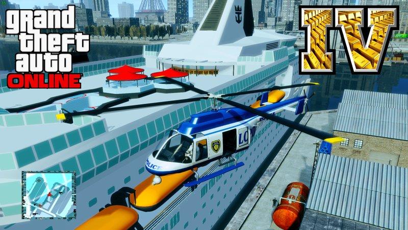 GTA Cruise Ship Party Ship GTA Map Mod Mod GTAinsidecom - Cruise ship party
