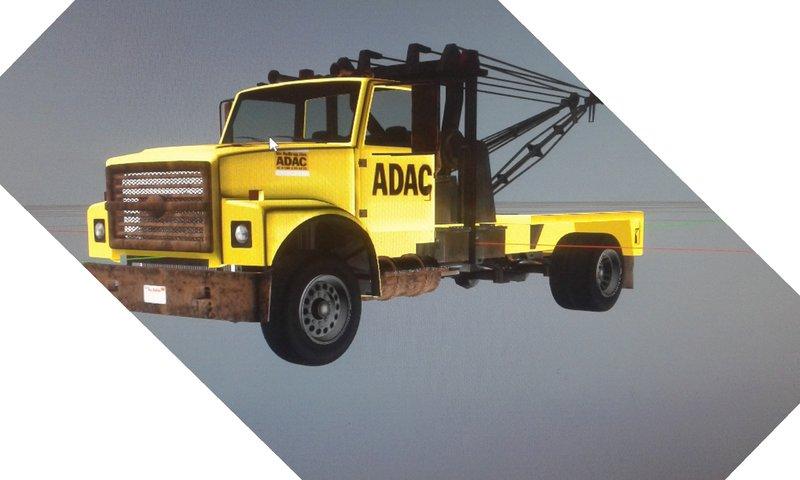 Gta 5 Abschleppwagen