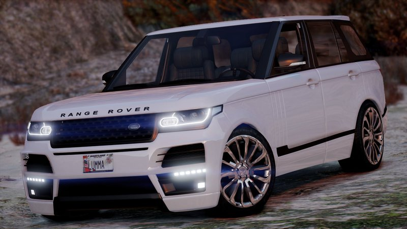 gta 5 land rover range rover startech add on replace. Black Bedroom Furniture Sets. Home Design Ideas