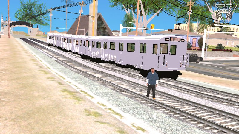 Subway Map Gta V.Gta San Andreas Gta Iv Metro Train Dff Only For Android Mod