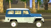 Jeep Station Wagon / Rural-Willys 1959