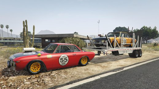 Fulvia HF Transport Mod (Add-on/replace)