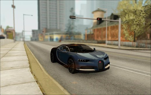Bugatti Chiron 2017 Version2