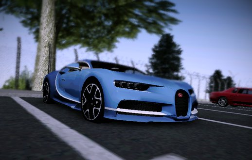 2017 Bugatti Chiron V 2.0 (Updated)
