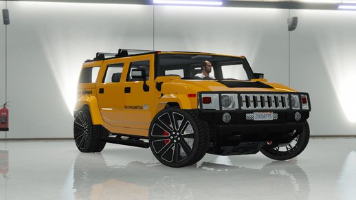 Hummer H2 Modified [NiK] [Add-On / Replace]
