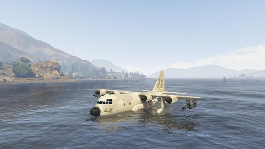 Titan Seaplane (replace/add-on)