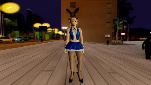 Dead Or Alive 5 Mary Rose Bunny