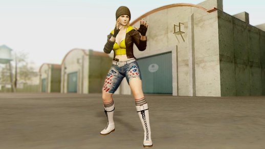 Dead Or Alive 5 Tina Casual