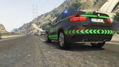 Portuguese National Republican Guard - BMW X6 [add-on] V1.0