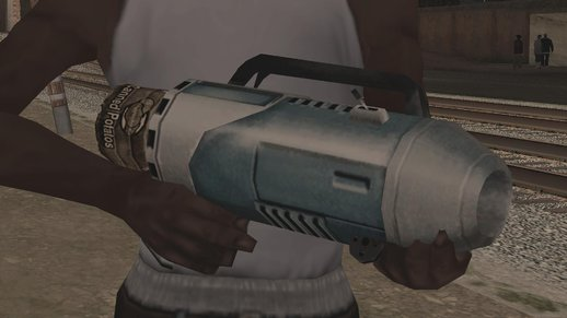 Spudgun from Bully SE