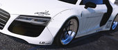 Audi R8 8K Liberty Walk Liveries