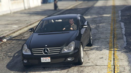 Mercedes-Benz CLS 500 (W219) [Add-On / Replace]