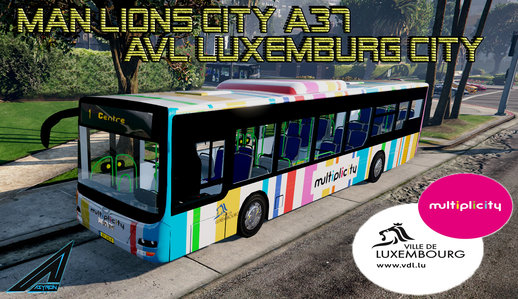 MAN Lions City A37 - AVL Luxemburg City [REPLACE/TEMPLATE]