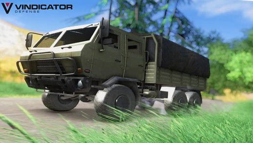 Dongfeng SX Military Truck