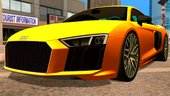 Audi R8 2017 For Android