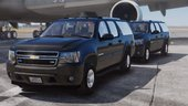 2008 Chevrolet Suburban (Unmarked) [Add-On|Replace|Wiper]