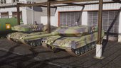 Leopard 2A6 German MBT [Add-On]