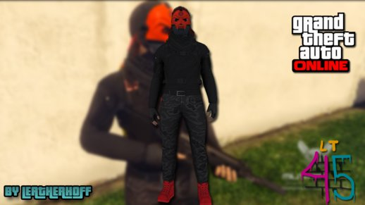 Skin Random #4 from GTA V Online