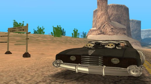 1973 Ford Landau Mad Max 2