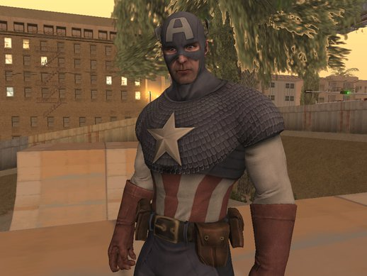 Marvel: Ultimate Alliance 2 - Captain America