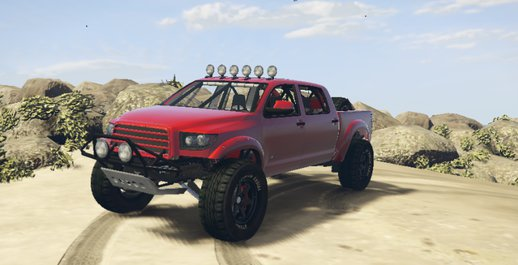 Contender TrophyTruck XL [Add-On/Replace] 1.0