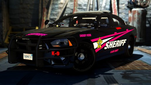 Blaine County Sheriff Pack #5