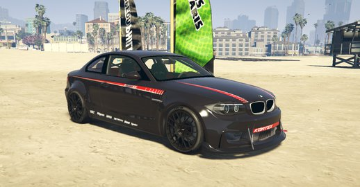 BMW 1M Coupe (E82) [Add-On]