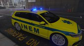 Portuguese National Health Service - Inem Volkswagen Passat [add-on][paintjob]
