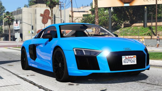 2017 Audi R8 [Replace/Add-on I wiper I tuning]