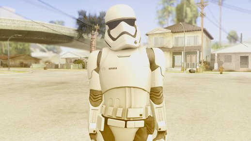Star Wars Ep 7 First Order Trooper