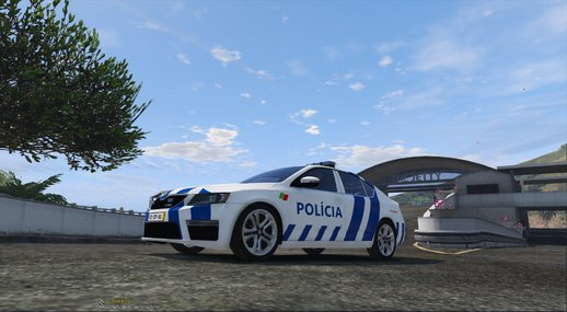 Portuguese Public Security Police - Skoda [Replaced] v1.0