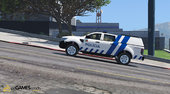 Portuguese Public Security Police - Ford Ranger [Replace - Police2] v2.0