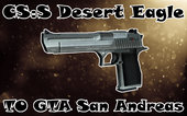 Desert Eagle - CS: Source