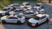 Detroit Police Pack [Liveries]