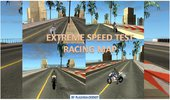 Extreme Speed Test Racing Map