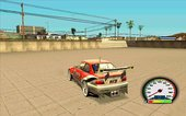 CraZZZy Speedometer v. 2.2 + Limited diesel