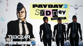 Sydney No Mask Payday 2