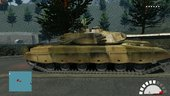 China Tank Mod Type 98
